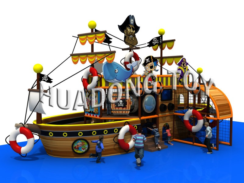 Indoor playground Traffic series HD15B-045A