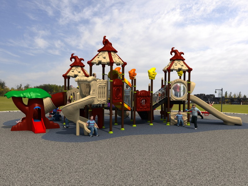 Magic house Series outdoor playground HD15A-052A