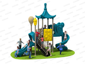 Fable Series Outdoor Playground HD-HYG009-19070