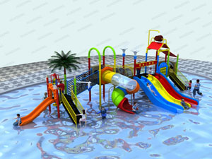 Water Park series HD-LSH016-19176