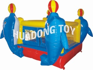 Inflatable Castle HD15B-072F