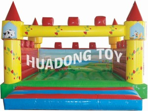 Inflatable Castle HD15B-072G