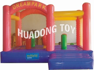Inflatable Castle HD15B-072N